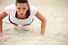 Esercizi pettorali durante l'allenamento. Quando iniziare