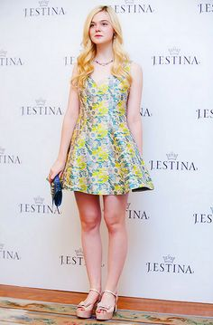 Elle Fanning (January 2013)