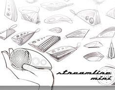 "Check out new work on my @Behance portfolio: ""streamline mini | radio design"" http://on.be.net/1NYu9Yl"