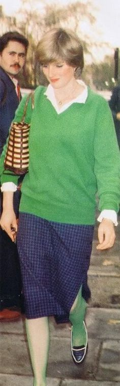 """Lady Diana Spencer..Back When We First Met Her As """"Shy Di""""...Beautiful, Innocent, Youthful, With the World Awaiting to Fall In Love With Diana..."""