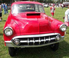 "1953 Chevy Gasser ""Mister Twister"""