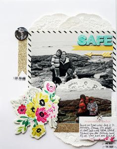 Safe by stephanie howell at Studio Calico