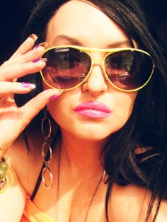 #summer #selfie #glasses #neon #fashion #summer lovin #live summer2014 #model#pinterest girls #pink #pout #lipstick #nails#metallic #cool#chick#black hair #tanned#dance#club #stock photo #freedomain stock photos#girly #tomboy#hotsummer#trend#bitchface #hoops #arings#poser #sunny#