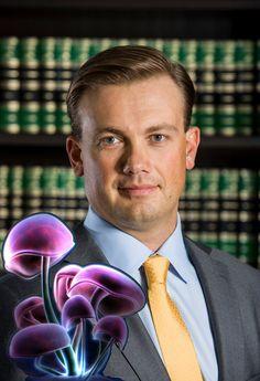 Андрей Якунин и фиолетовые грибы #фиолетовыегрибы