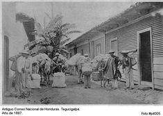 Asi era Honduras de 1880 a 1920 [Tegucigalpa]