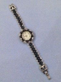 How to make a watch. Beaded Watches - Step 1