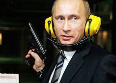 Putin, Vladimir Putin.
