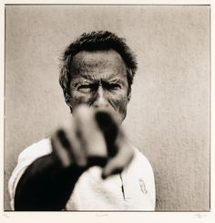 Clint Eastwood by Anton Corbijn ..