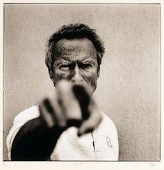 Anton Corbign // Clint Eastwood