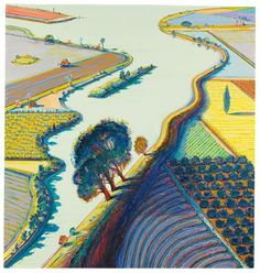 Browse the best of Wayne Thiebaud, including artwork for sale, his latest shows & events, biography, and exclusive Wayne Thiebaud articles.