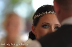 The most beautiful look! Photo by Tad Craig Photography