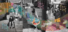 film poster / 꿈보다 해몽 A Matter of Interpretation design : PROPAGANDA / Choi jee-woong photo : Art Hub Teo / Yoo young kyu illustration : Yeji Yun client : KT&G 상상마당 KT&G SangsangMadang Photography Illustration, Photo Illustration, Graphic Design Illustration, Art Photography, Graphic Design Posters, Graphic Design Inspiration, Layout Design, Design Art, Social Design