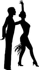 Salsa Silhouette - Home Page Fairy Silhouette, Woman Silhouette, Silhouette Design, Silhouette Tattoos, Kirigami, Tango Dancers, Indian Art Paintings, Salsa Dancing, Dance Quotes