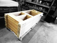 Factory shots of our amazing team of joiners manufacturing PDS high quality timber doors and windows right here in the UK! Timber Doors and Windows\u2026 & Factory shots of our amazing team of joiners manufacturing PDS high ...