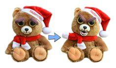"""Free Shipping. Buy Feisty Pets Ebeneezer Claws (Santa Bear) at Walmart.com"""