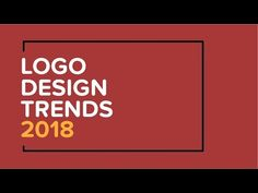 15 Trends in Graphic Design for 2018 - YouTube