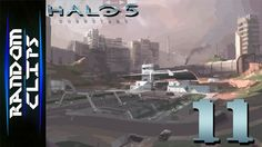 Random Clips | Halo 5: Guardians (#11) Double Hail Mary Grenade Throw