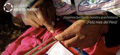Conexión Adulto Mayor® saluda al Perú en el mes de su independencia. ¡Viva el Perú!
