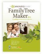 Family Tree Maker $29.99