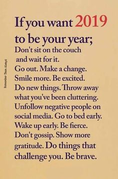 23 Ideas Quotes Positive New Year Motivation For 2019 Quotes Thoughts, Life Quotes Love, Positive Thoughts, Positive Vibes, Positive Quotes, Quotes To Live By, Motivational Quotes, Positive Attitude, New Me Quotes