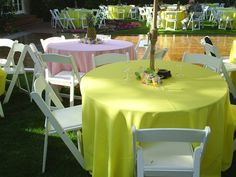 Round Folding Table And Chairs: Not To Lease It Due To Low Cost If have planned big to host party at your home, then still there is no need to lease round folding tables and chairs. Chair And Table Rental, Table And Chairs, Dining Table, Event Rental Business, Business Ideas, Round Folding Table, Cheap Office Chairs, Party Chairs, Chairs For Rent