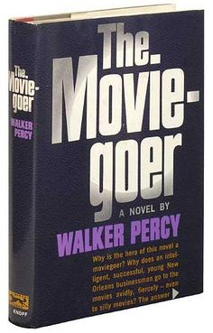 Walker Percy - Frist Edition -The Moviegoer