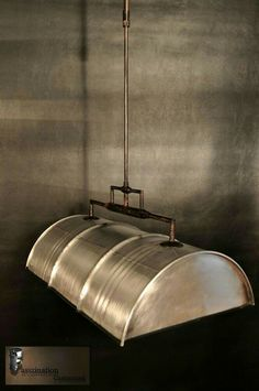 Pendant lamp hanging lamp hanging lamp made of 60 l barrel oil barrel .- Pendelleuchte Hängelampe Hängeleuchte aus 60 l Fass Ölfass Industrie poliert Pendant lamp hanging lamp hanging lamp made of 60 l barrel oil barrel industrial polished -