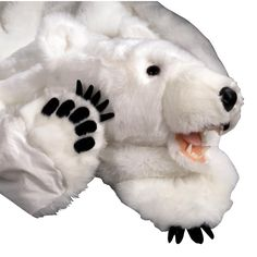 I have never forgotten the Christmas I got a faux polar bear rug. I loved the thing, and placed it in my bedroom that morning. Our dog, Skippy, promptly peed all over it. Bye bye rug.