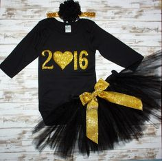 A personal favorite from my Etsy shop https://www.etsy.com/listing/258734233/new-year-baby-2016-photo-prop-new-years