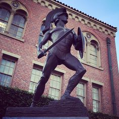 Tommy. At USC.
