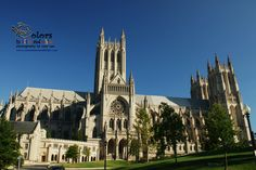 National Cathedral in Washington DC~beautiful