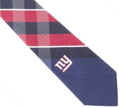 New York Giants Tie WP Grid Tie