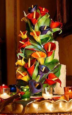 #Cake #floral