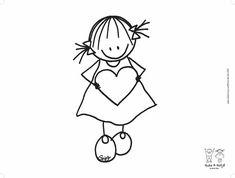 Dıy (do it yourself) - Resultado de imagen para rube en rutje - My Popular Photo Doodle Drawings, Doodle Art, Easy Drawings, Stick Figure Drawing, Rock Painting Designs, Stick Figures, Mail Art, Pebble Art, Stone Art