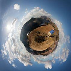 Panorama planets by Dan Arkle, spherical panoramas professional photographer Peak District panorama little planet landscape photography Dan Arkle