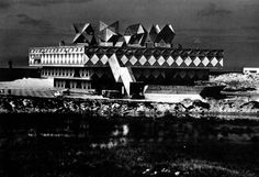 City Hall, Bat Yam, Israel, 1959-63