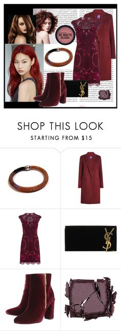 """""""Shopping!"""" by colchico ❤ liked on Polyvore featuring Oris, Theory, Karen Millen, Yves Saint Laurent, Ravel and Surratt"""