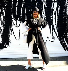 Tamera Beardsley: Arts District Los Angeles ... And What I Wore