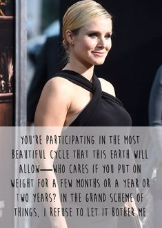 This are amazing ~ Kristen Bell | 19 Celebrities Who Were Refreshingly Honest About Motherhood