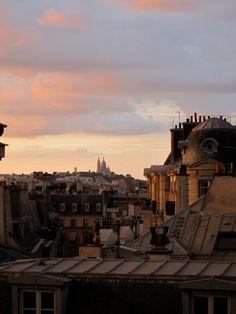 Thomas Pheasant's apartment view