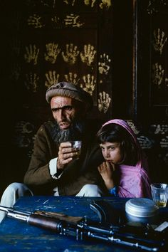 What the World Drinks | Steve McCurry
