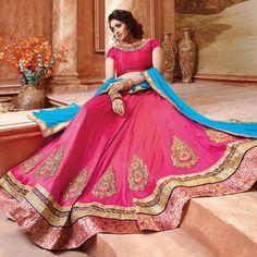 Designer bollywood lehenga choli wedding party wear ethnic dress for womens #Shoppingover #Lehenga #weddingfestival