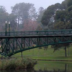 Adelaide University Bridge