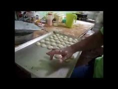 Galletitas de pasta seca fina sabor nuez (Receta rapida) - YouTube