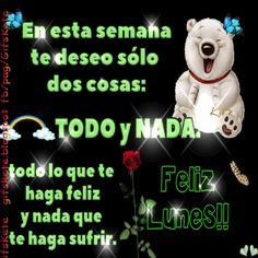 Gifs Kete: Feliz lunes !! Good Morning Gif, Good Morning Messages, Cute Love Gif, Qoutes, Nostalgia, Sayings, Snoopy, Inspiration, Happy Heart