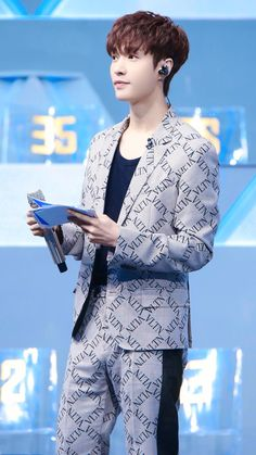 Yixing Exo, Dancer, Universe, Boys, Baby Boys, Dancers, Cosmos, Senior Boys, Sons