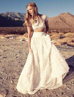 Emilio Pucci via Bridal Skirts / Wedding Style Inspiration / LANE (PS follow us on instagram: the_lane)