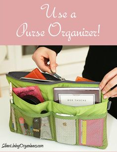 Use A Purse Organizer Look In Diy Bags And Pursers 52 Meticulous Organizing Tips To Rein The Chaos