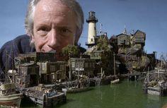James Pridham's miniature Village