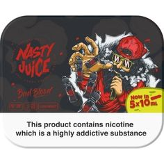Nasty Juice 3mg 5x10ml Multipack (70VG/30PG) Pineapple Lemonade, Pineapple Slices, Strawberry Farm, Lime Soda, Black Grapes, Grape Juice, Vaping, Earthy